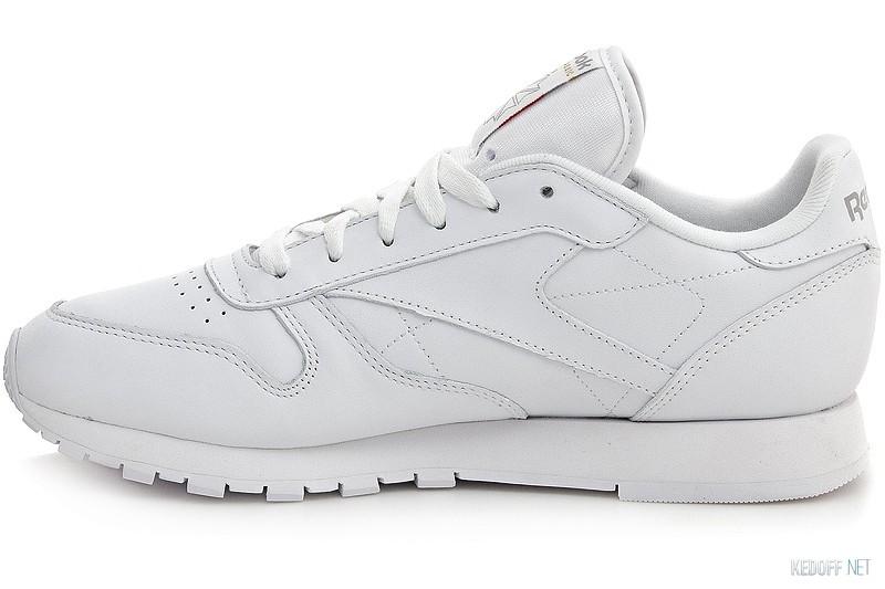 Оригинальные Sneakers Reebok Classic Leather 2232 unisex (white)