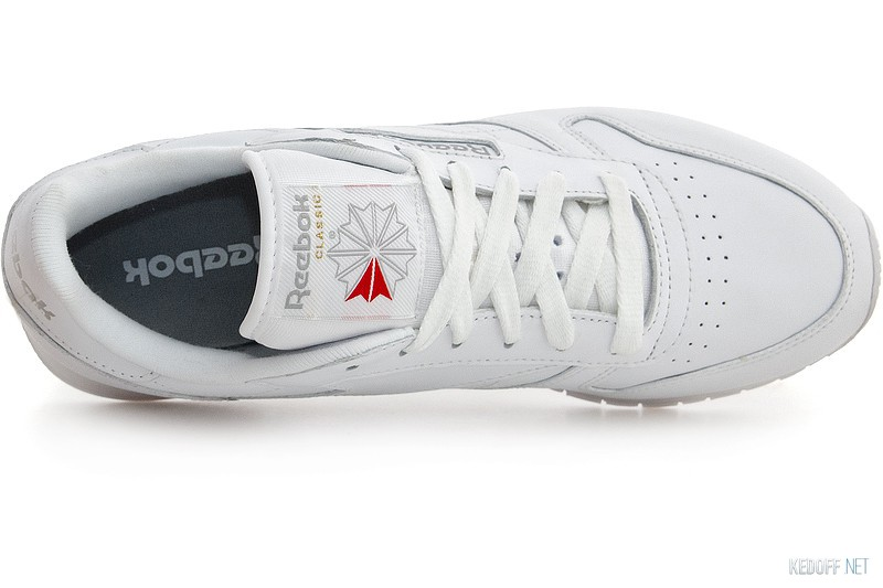 Delivery Sneakers Reebok Classic Leather 2232 unisex (white)