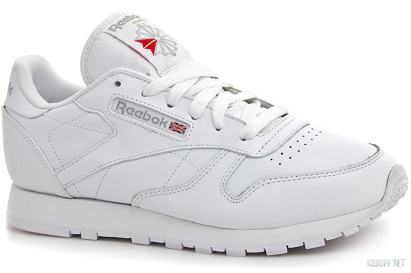 Sneakers Reebok Classic Leather 2232 unisex (white) купить Киев
