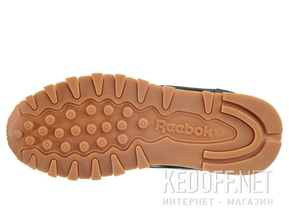 Цены на Кроссовки Reebok Classic Leather - Black 49804