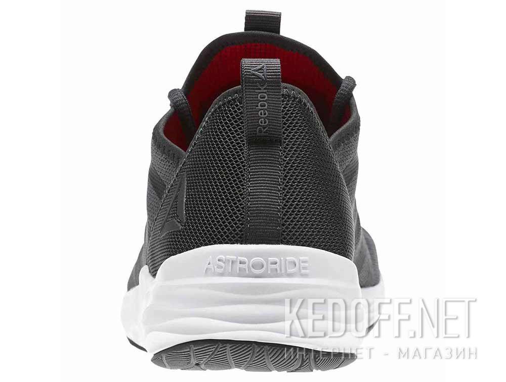 Оригинальные Кроссовки Reebok Astroride Future Alloy/Coal/White/Primal Red CM8726