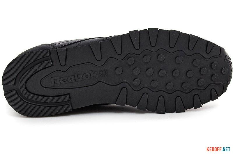 Мужские кроссовки Reebok Classic Leather 2267   (чёрный) описание