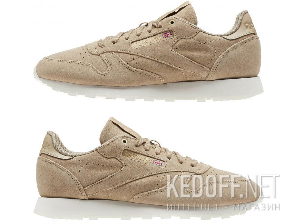 2622ae73a51 Sneakers Reebok Cl Leather Mcc   Duck Season Chalk CM9608 купить Украина