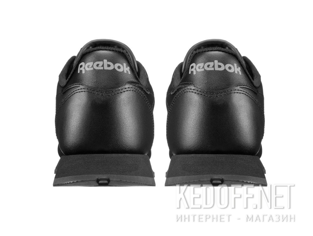 Цены на Sneakers Reebok Classic Leather Int-black 3912