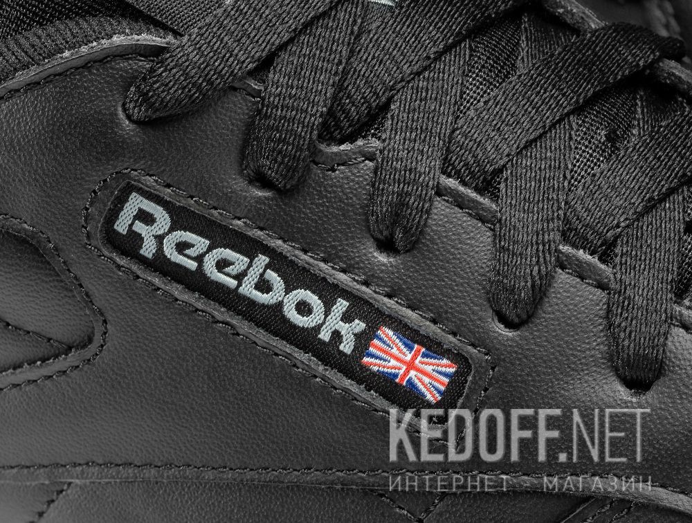 Delivery Sneakers Reebok Classic Leather Int-black 3912