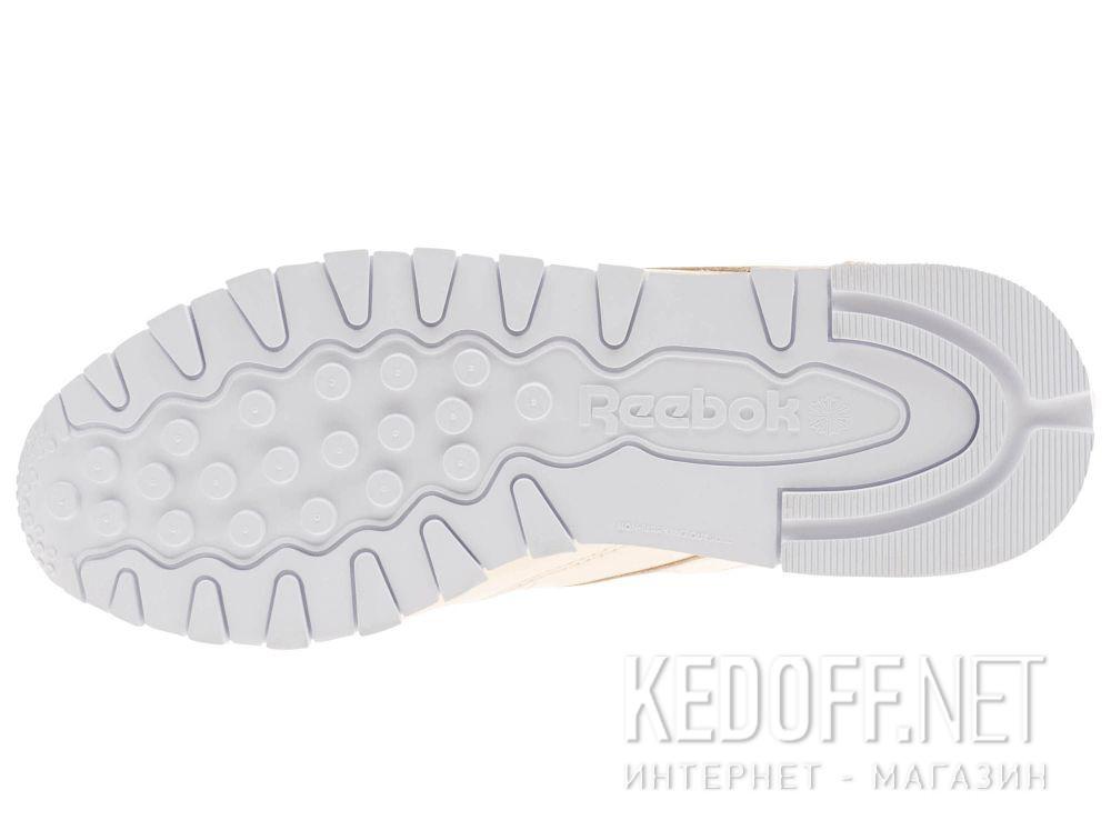 Кроссовки Reebok Classic Leather Patent Desert Dust/White cn0771 описание