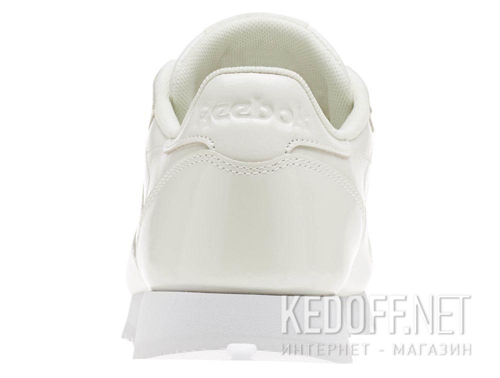 Кроссовки Reebok Classic Leather Patent \ White cn0770 описание