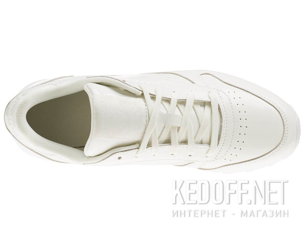 Цены на Кроссовки Reebok Classic Leather Patent \ White cn0770