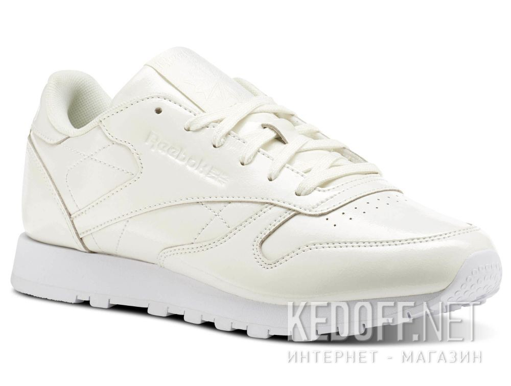 Reebok Cl Lthr Quilted Black White (37) 6tqvIb