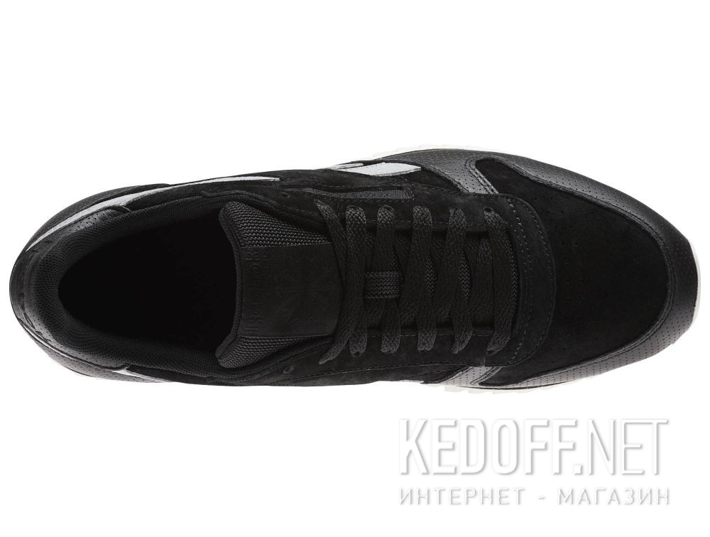 Цены на Кроссовки Reebok Classic Leather Ripple Sm \ Black/Cool Shadow/Chalk BS9726
