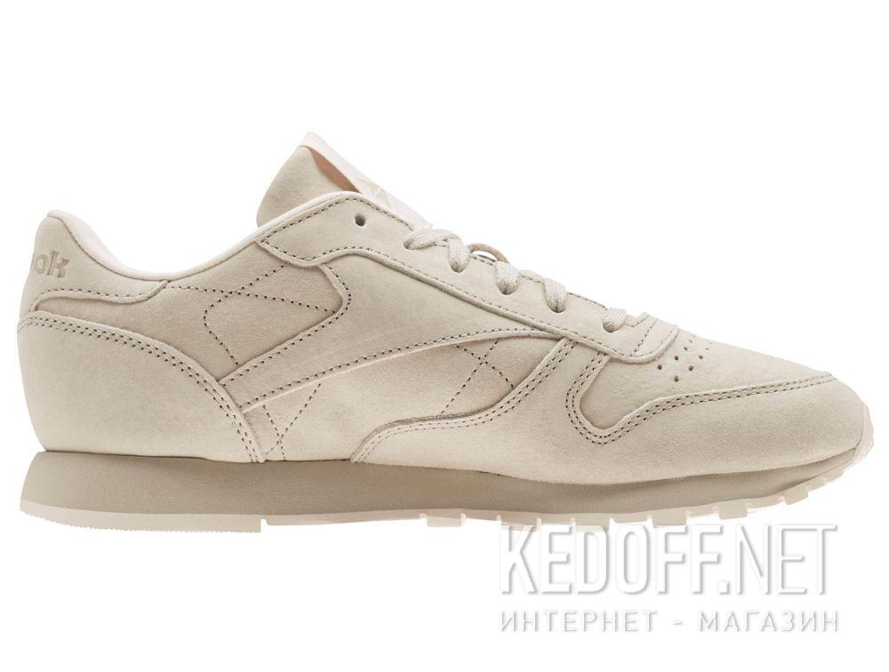Кроссовки Reebok Classic Leather Tonal Nbk \ Sand Stone/Pale Pink BS9883 купить Украина