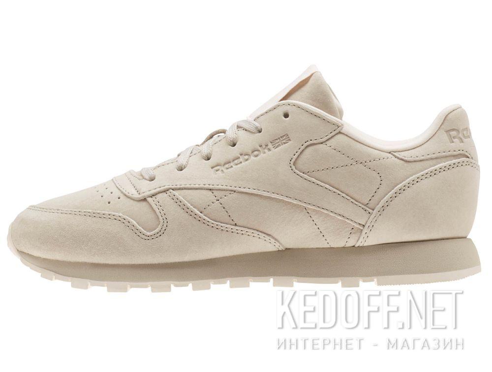 Кроссовки Reebok Classic Leather Tonal Nbk \ Sand Stone/Pale Pink BS9883 купить Киев