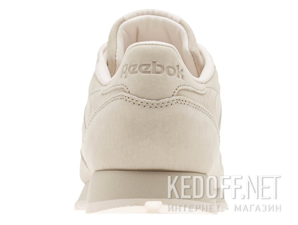 Оригинальные Кроссовки Reebok Classic Leather Tonal Nbk \ Sand Stone/Pale Pink BS9883
