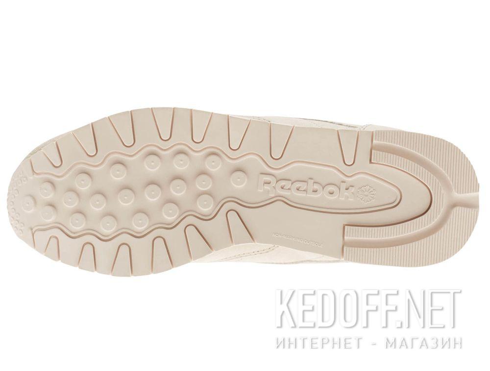 Кроссовки Reebok Classic Leather Tonal Nbk \ Sand Stone/Pale Pink BS9883 описание