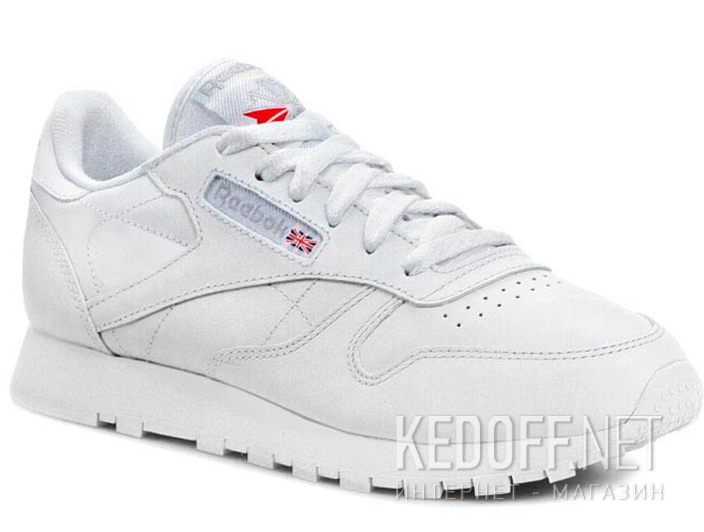 Add to cart Sneakers Reebok Classic Leather 2232 unisex (white)