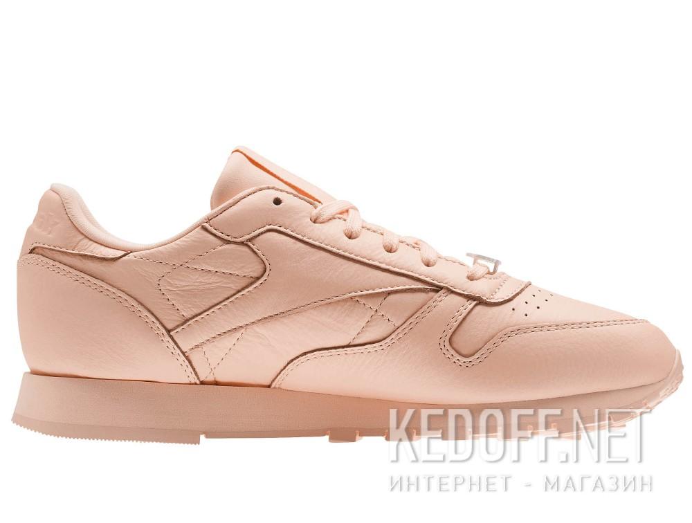 Цены на Женские кроссовки Reebok Classic Leather BS7912   (персиковый)