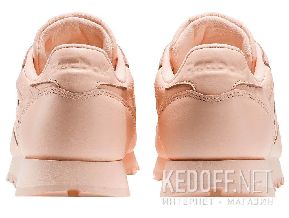 Женские кроссовки Reebok Classic Leather BS7912   (персиковый) доставка по Украине