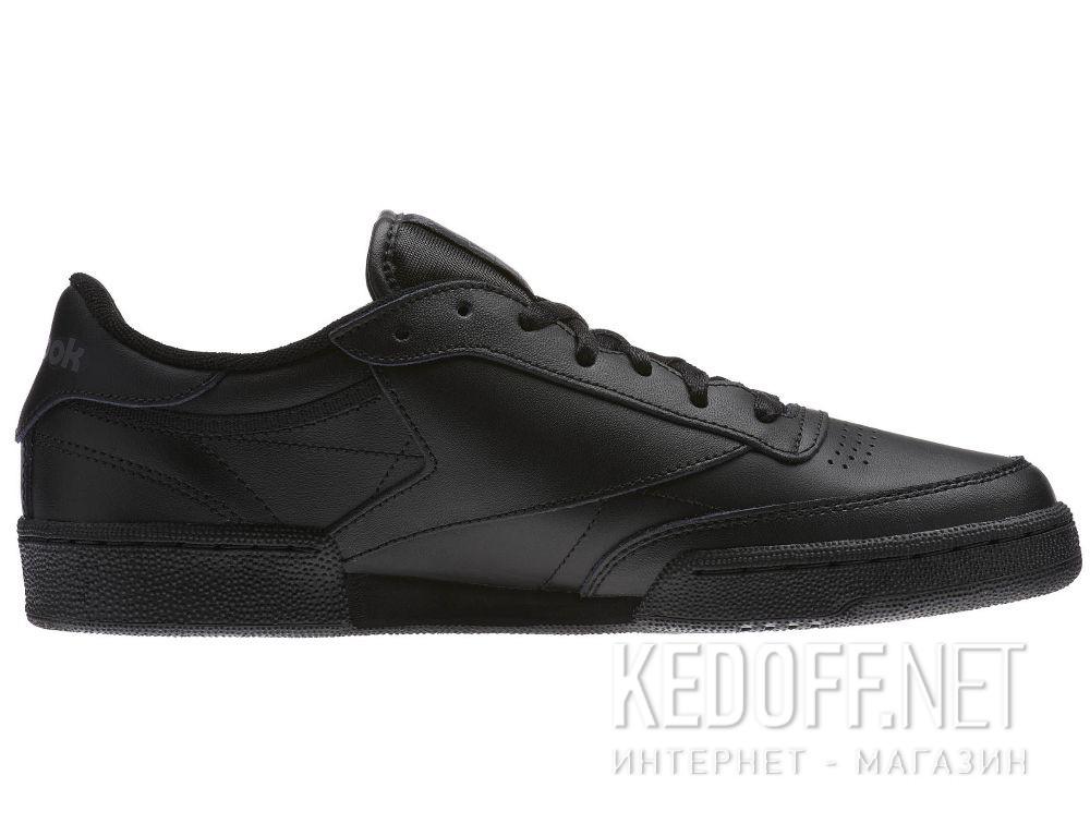 Мужские кроссовки Reebok Club C 85 AR0454 Black/Charcoal  купить Киев