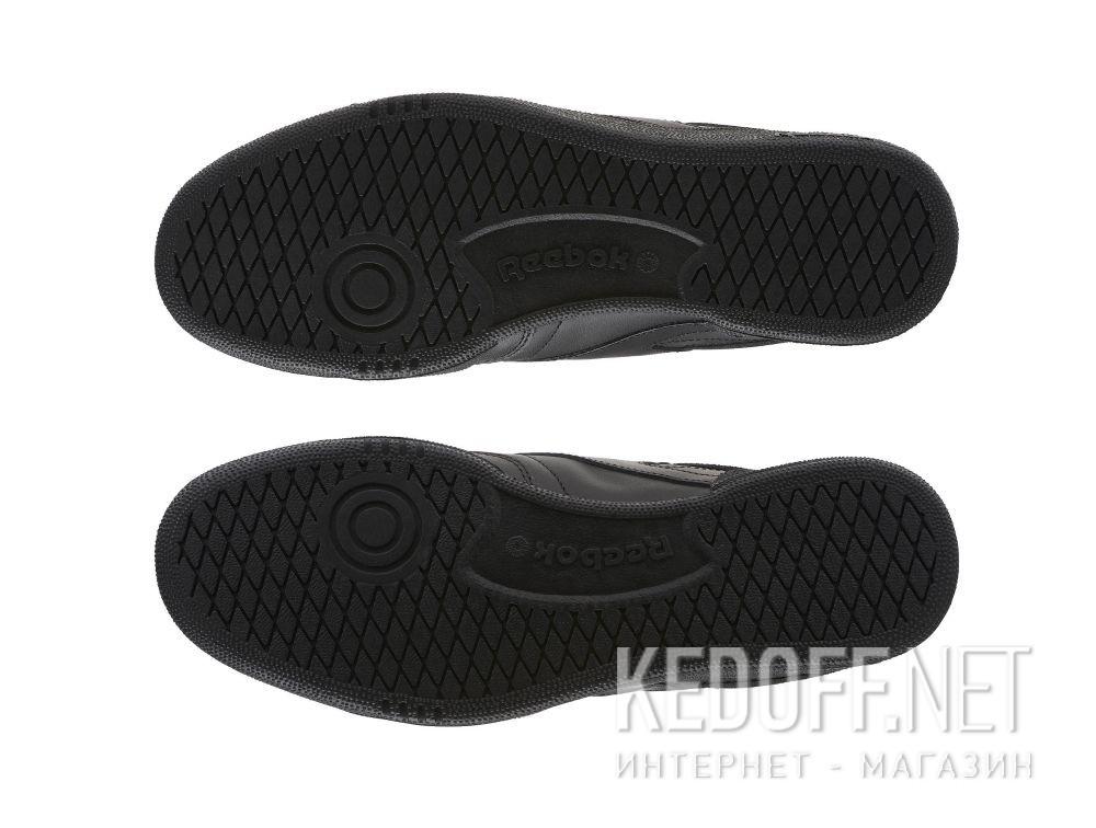 Мужские кроссовки Reebok Club C 85 AR0454 Black/Charcoal  описание