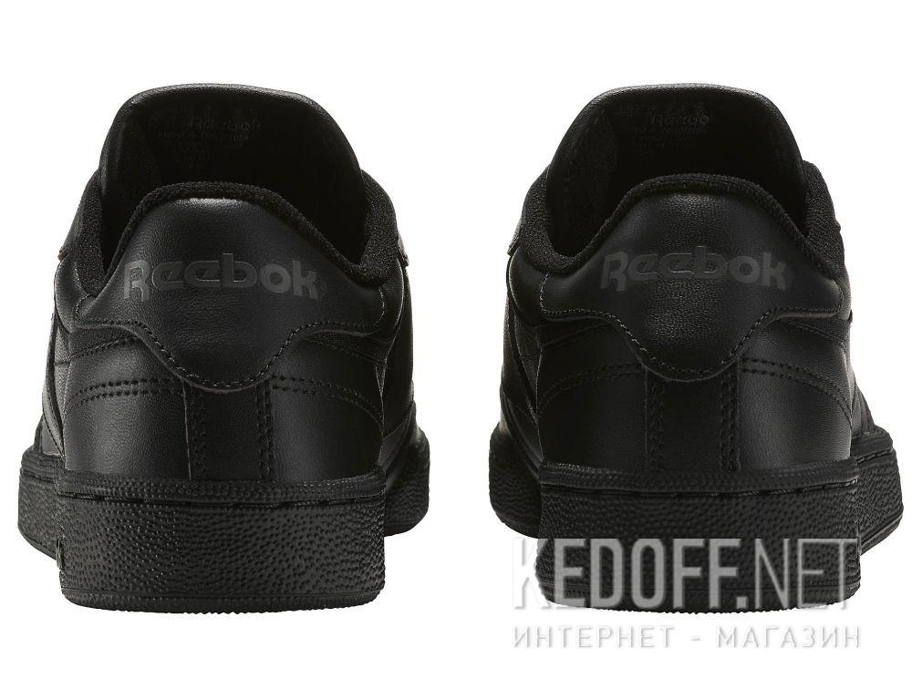 Цены на Мужские кроссовки Reebok Club C 85 AR0454 Black/Charcoal
