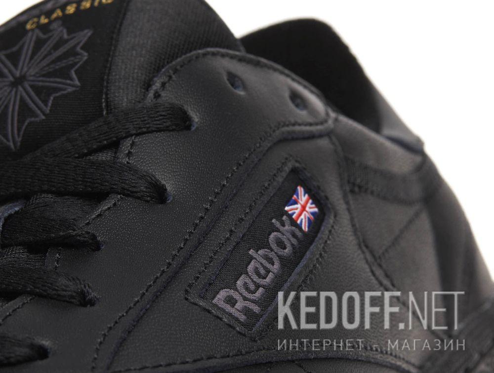Мужские кроссовки Reebok Club C 85 AR0454 Black/Charcoal  доставка по Украине