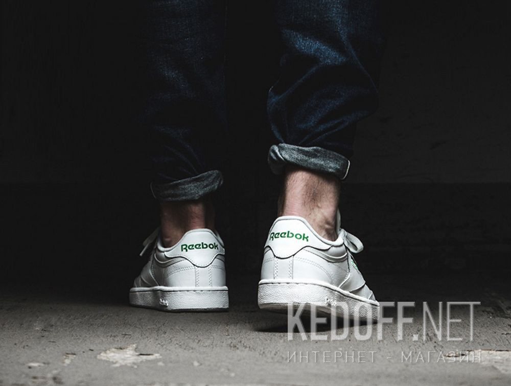 5d2e7e96972716 Shop Sneakers Reebok Club C 85 Archive CN0905 at Kedoff.net - 26926