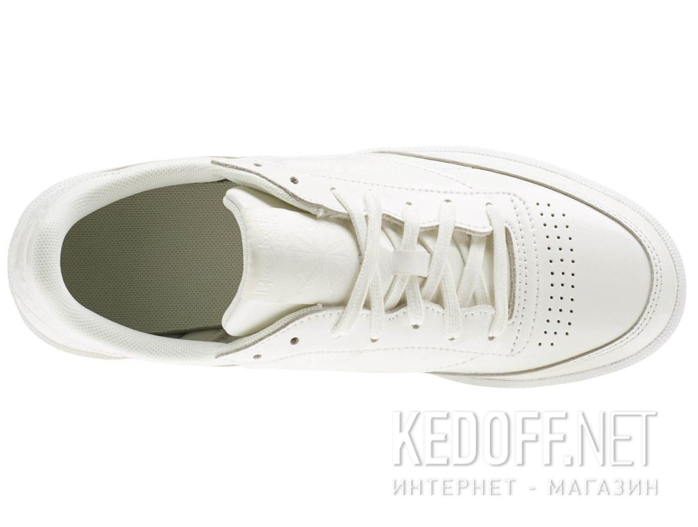 362d7a3814f Shop Shoes Reebok Club C 85 Patent   White bs9776 at Kedoff.net - 26914