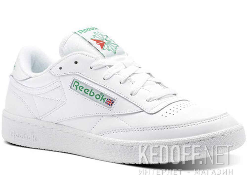 Купить Кроссовки Reebok Club C 85 AR0456 White