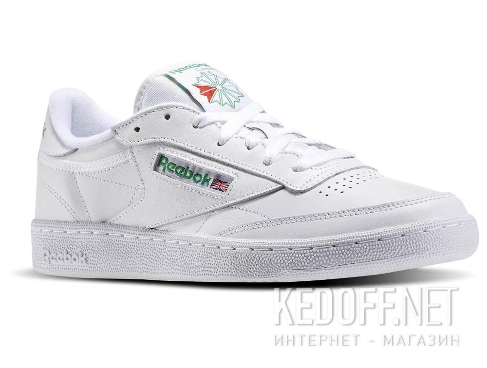 Оригинальные Кроссовки Reebok Club C 85 AR0456 White