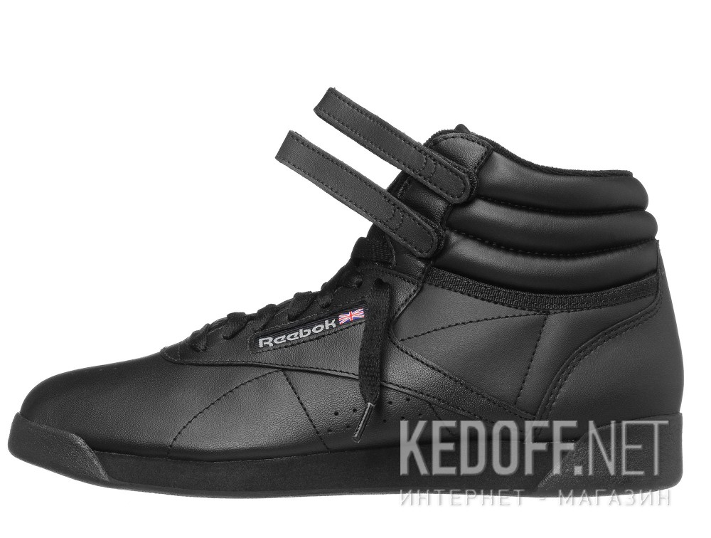 Женские кроссовки Reebok Freestyle Hi 2240   (чёрный) купить Украина