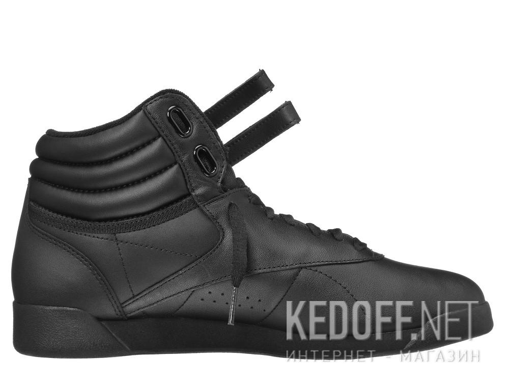 Женские кроссовки Reebok Freestyle Hi 2240   (чёрный) купить Киев