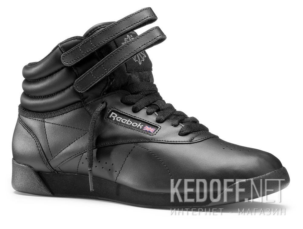 Купить Женские кроссовки Reebok Freestyle Hi 2240   (чёрный)