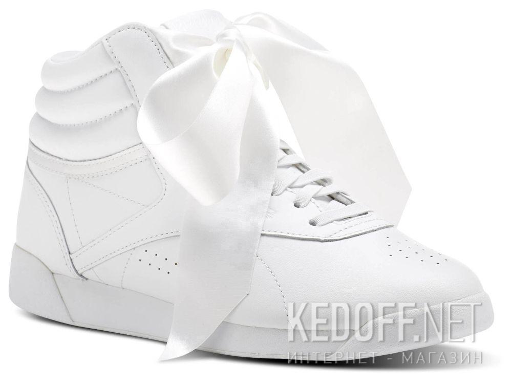 Купить Женские кроссовки Reebok Freestyle Hi Satin Bow CM8903