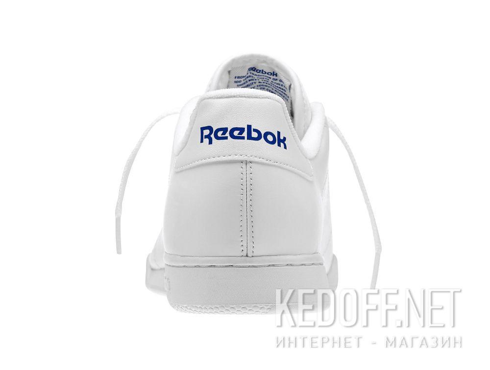 Оригинальные Белые кроссовки Reebok Classic NPC II 1354