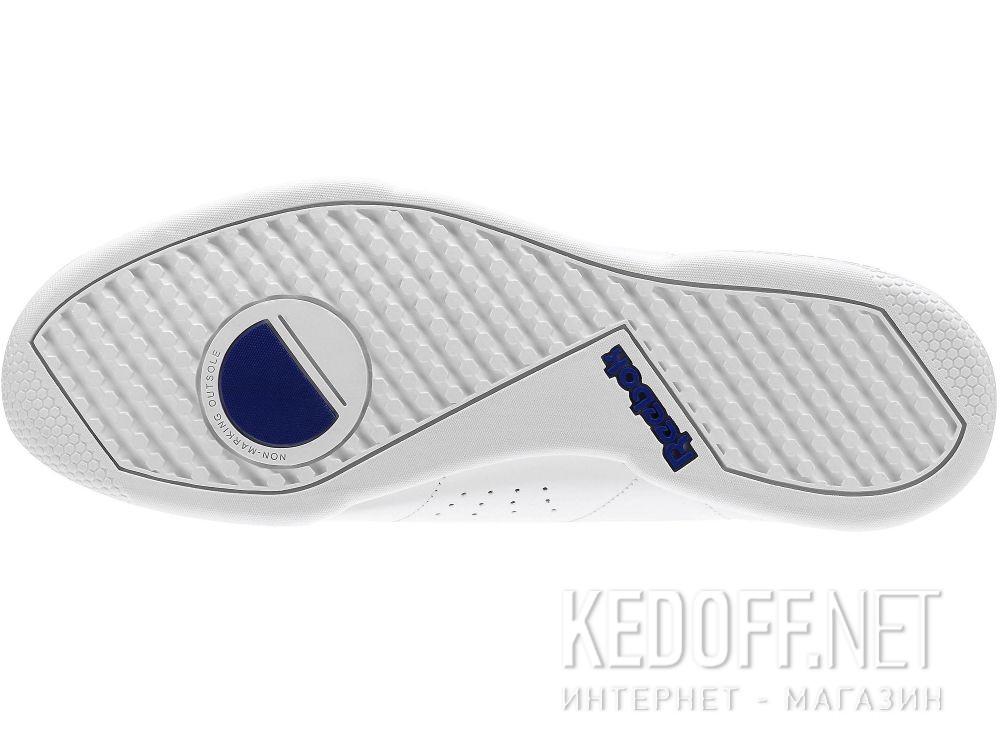 Белые кроссовки Reebok Classic NPC II 1354 описание