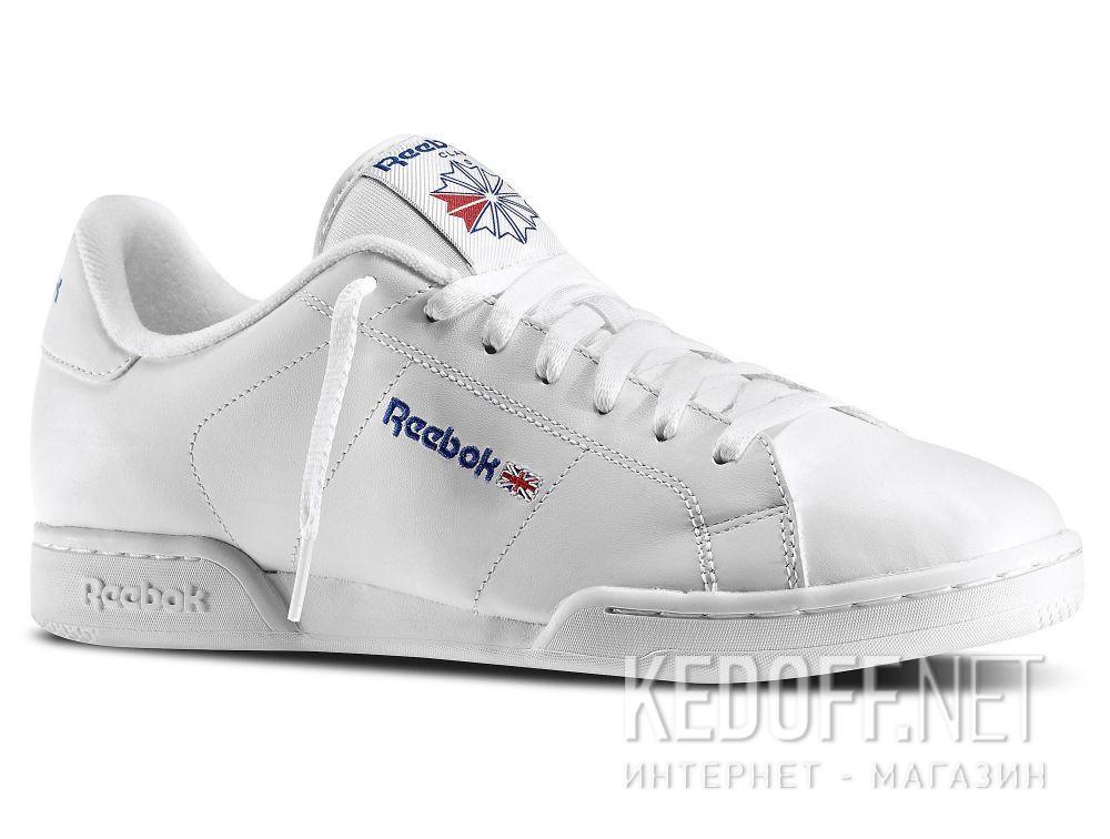 Белые кроссовки Reebok Classic NPC II 1354 купить Киев