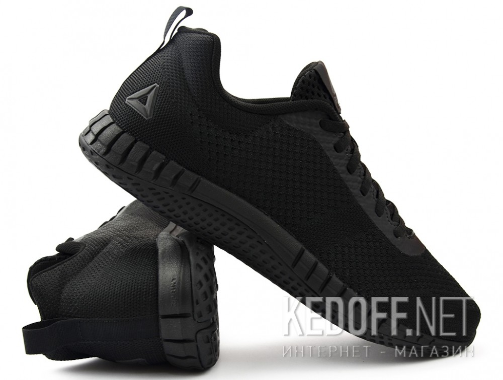 Мужские кроссовки Reebok Print Run BS8588   (чёрный) описание