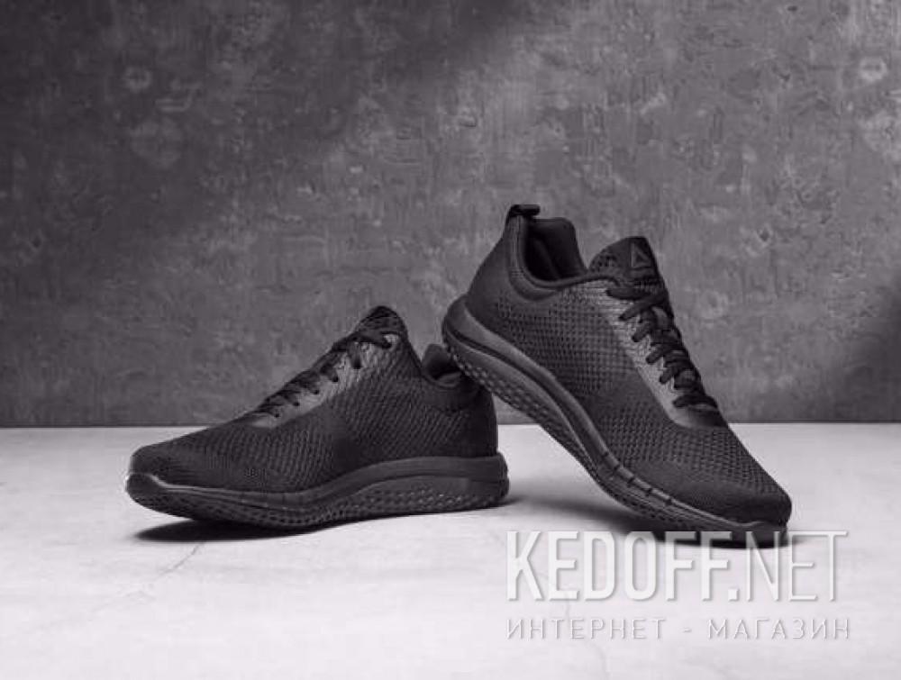 Доставка Мужские кроссовки Reebok Print Run BS8588   (чёрный)