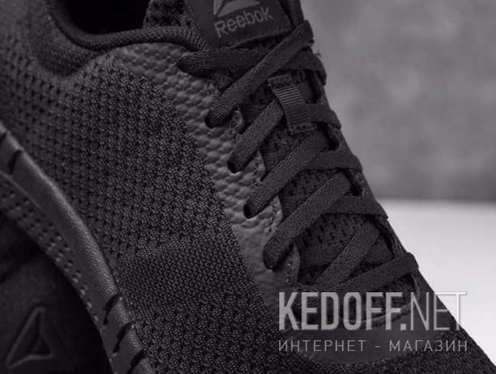 Мужские кроссовки Reebok Print Run BS8588   (чёрный) доставка по Украине