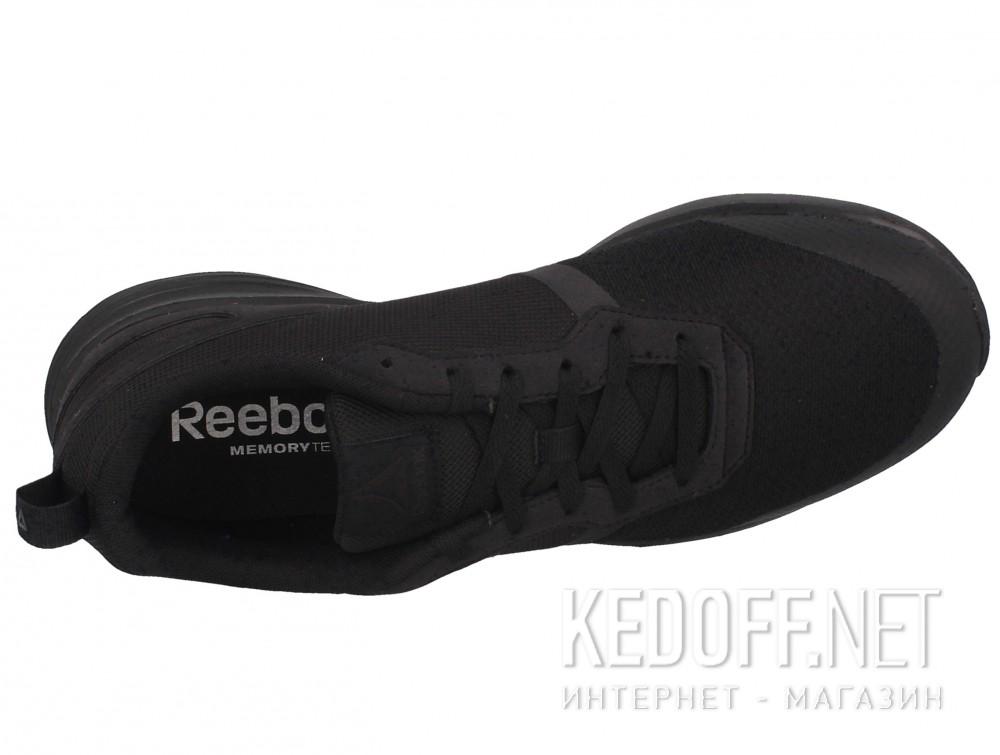 Мужские кроссовки Reebok Print Run BS8588   (чёрный) все размеры