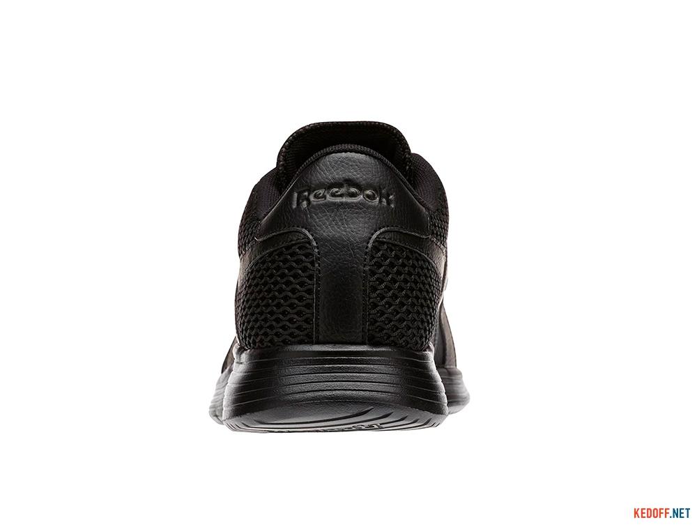 Мужские кроссовки Reebok Royal Ec Ride Aq9622   (чёрный) описание