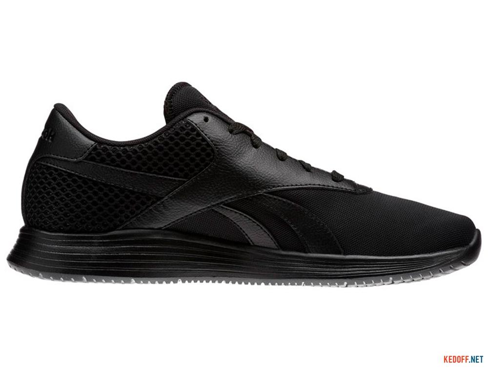 Мужские кроссовки Reebok Royal Ec Ride Aq9622   (чёрный) купить Киев