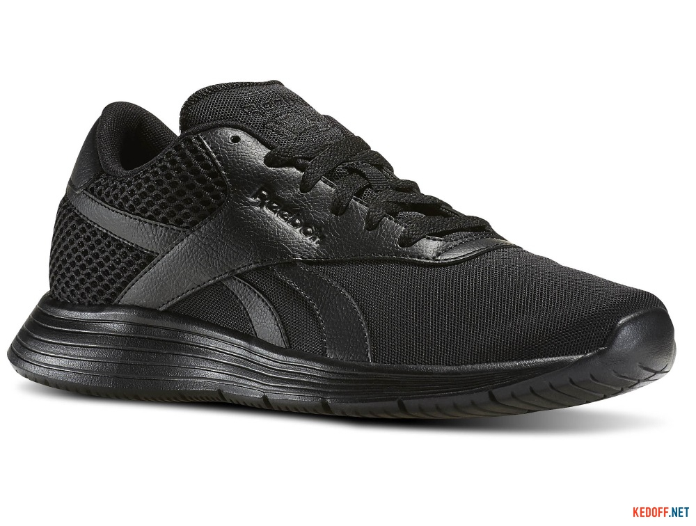 Купить Мужские кроссовки Reebok Royal Ec Ride Aq9622   (чёрный)