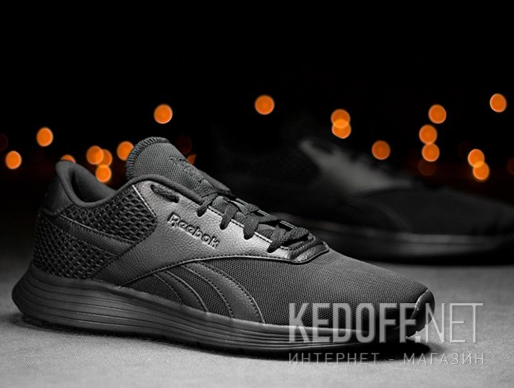 Цены на Мужские кроссовки Reebok Royal Ec Ride Aq9622   (чёрный)