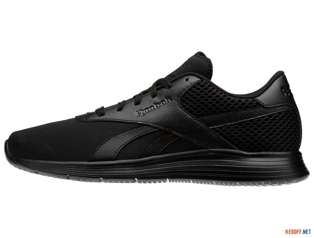 3447df70 Мужские кроссовки Reebok Royal Ec Ride Aq9622 (чёрный) купить Украина