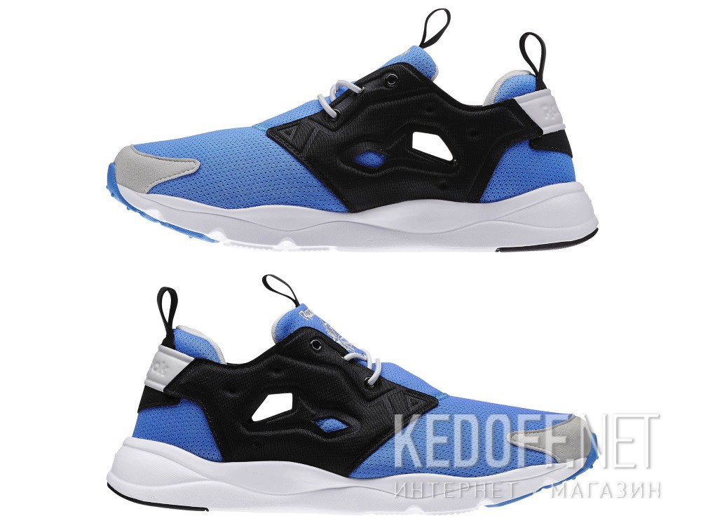 Цены на Мужская спортивная обувь Reebok FURYLITE V69439   (голубой)
