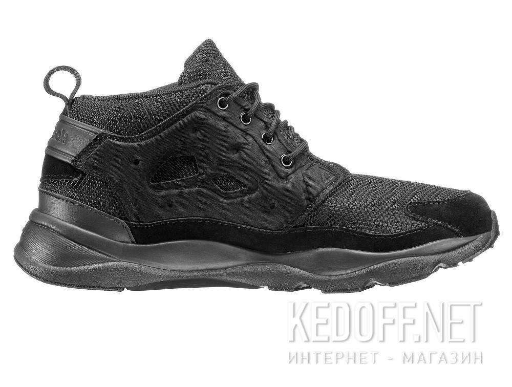 Мужские кроссовки Reebok FURYLITE CHUKKA V70063   (чёрный) купить Киев