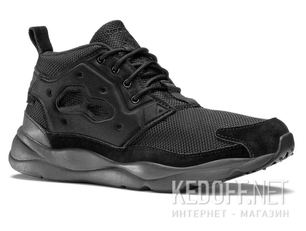 Купить Мужские кроссовки Reebok FURYLITE CHUKKA V70063   (чёрный)