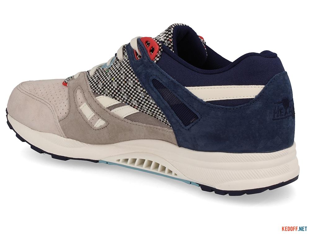Shoes REEBOK AQ9683 Gray, Blue, Suede