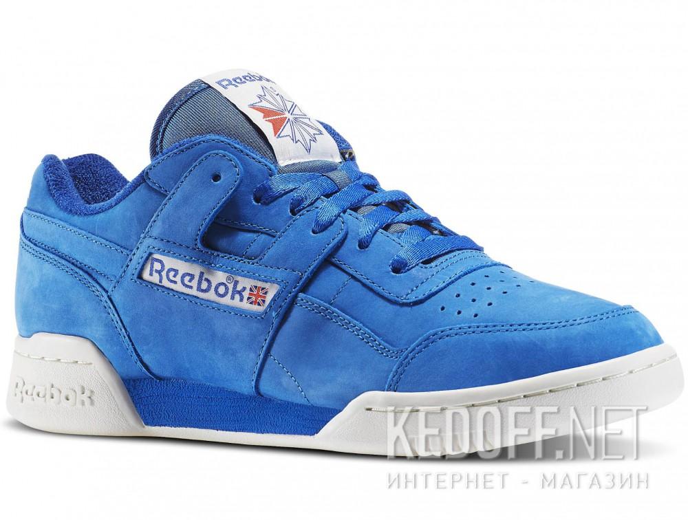 1f6fbf3bcf634e Мужская спортивная обувь Reebok Workout Plus Vintage Bd3382 (голубой ...
